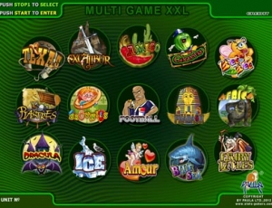 Paula Multigame XXL Green