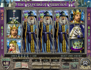 The Legend of Camelot II
