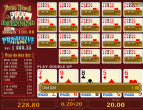 Free Deal & 4 Aces Bonus Poker
