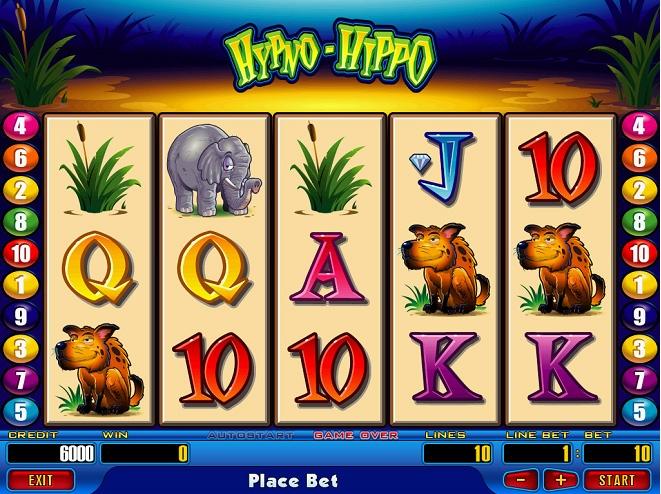 Spiele Hypno Hippo - Video Slots Online
