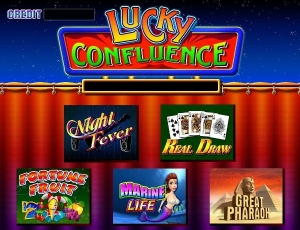 Lucky Confluence Multigame